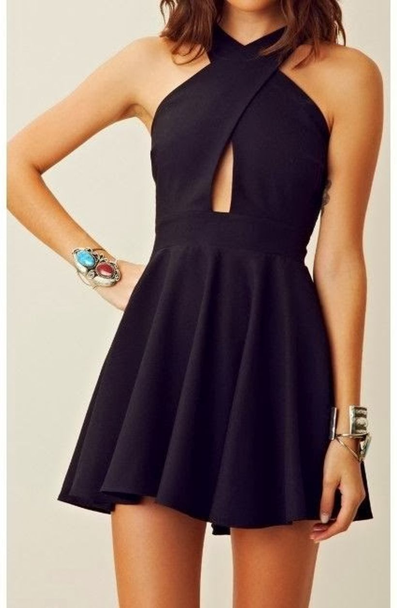 Sexy little black dress that must you have 13