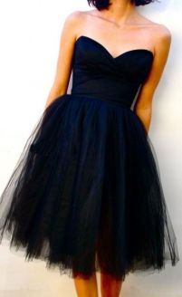 Sexy little black dress that must you have 30