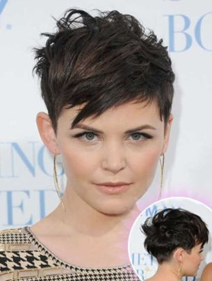 Short messy pixie haircut hairstyle ideas 1