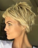 Short messy pixie haircut hairstyle ideas 44
