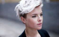 Short messy pixie haircut hairstyle ideas 6