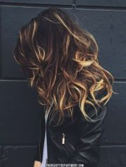 Stunning fall hair colors ideas for brunettes 2017 2