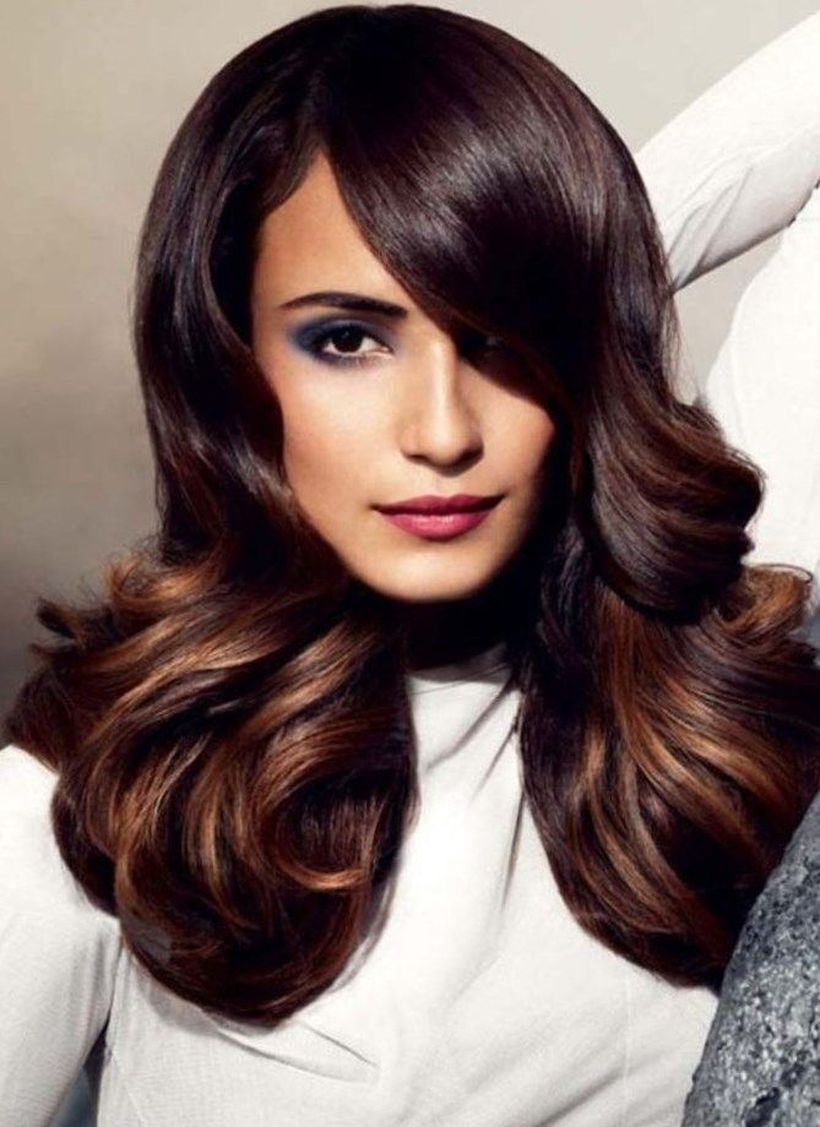 Stunning fall hair colors ideas for brunettes 2017 23