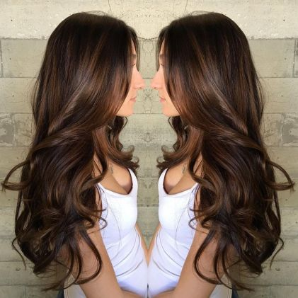 Stunning fall hair colors ideas for brunettes 2017 28