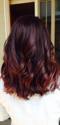 Stunning fall hair colors ideas for brunettes 2017 40