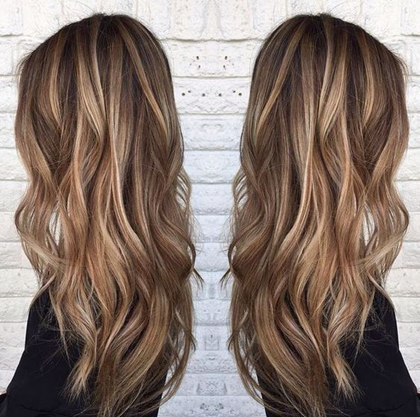 Stunning fall hair colors ideas for brunettes 2017 48