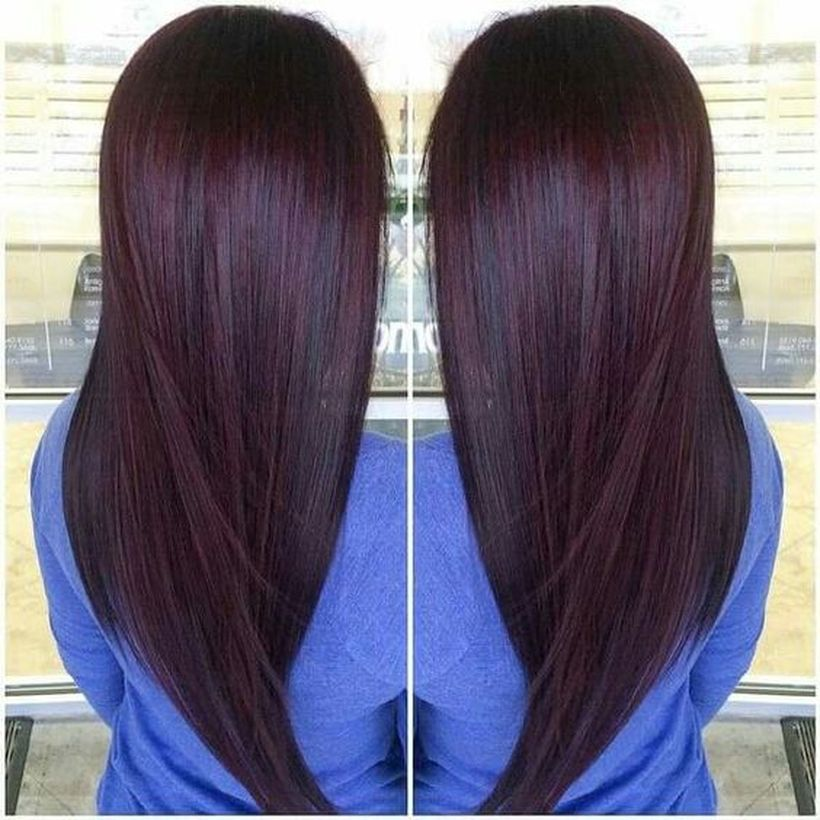 Stunning fall hair colors ideas for brunettes 2017 51