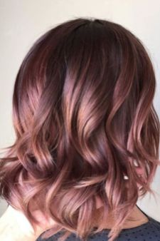 Stunning fall hair colors ideas for brunettes 2017 57