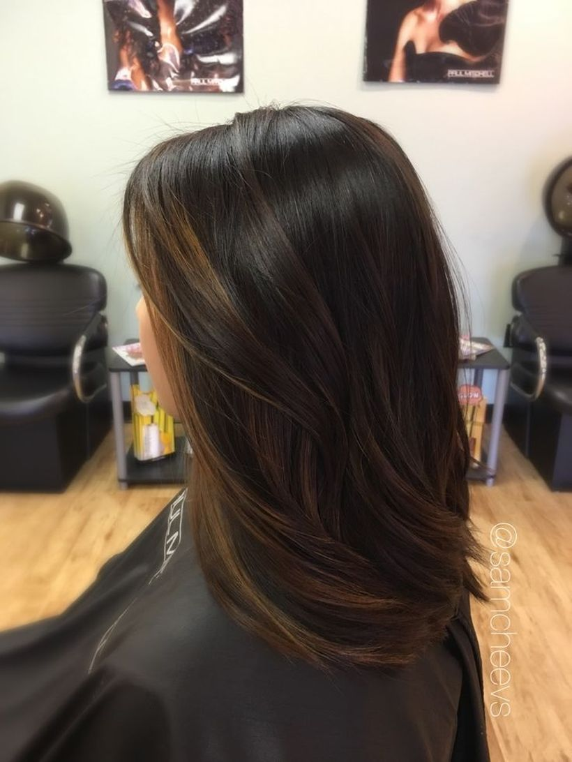 Stunning fall hair colors ideas for brunettes 2017 66