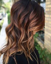 Stunning fall hair colors ideas for brunettes 2017 80