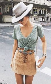 Stylish bohemian boho chic outfits style ideas 23
