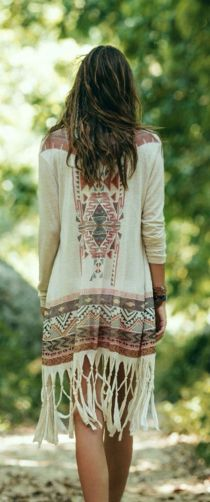 Stylish bohemian boho chic outfits style ideas 59
