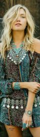 Stylish bohemian boho chic outfits style ideas 6