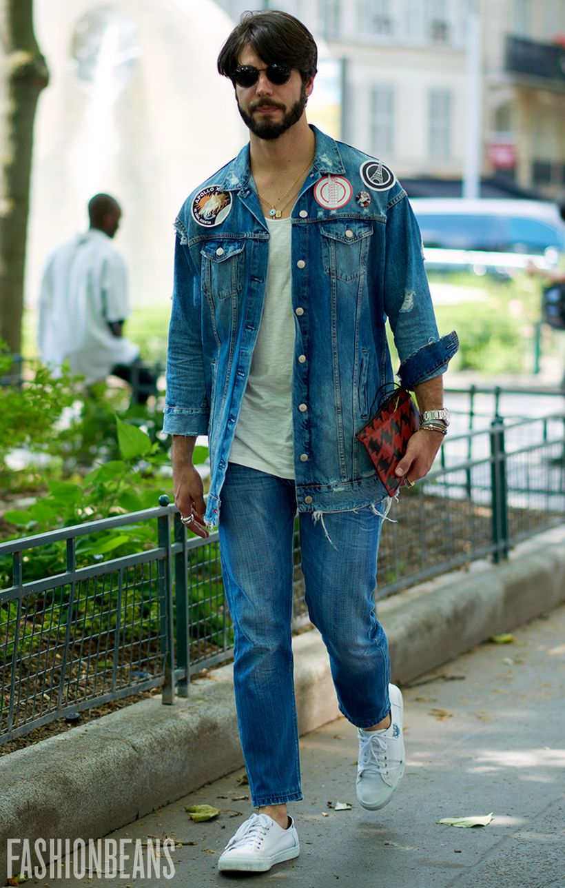 Stylish men's jeans outfits ideas in 2017 14