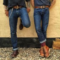 Stylish men's jeans outfits ideas in 2017 15