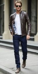 Stylish men's jeans outfits ideas in 2017 3