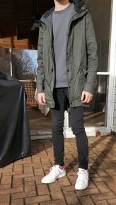 Stylish men's jeans outfits ideas in 2017 41