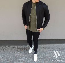 Stylish men's jeans outfits ideas in 2017 47