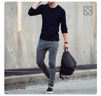Stylish men's jeans outfits ideas in 2017 50
