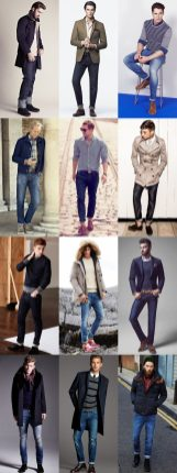 Stylish men's jeans outfits ideas in 2017 76