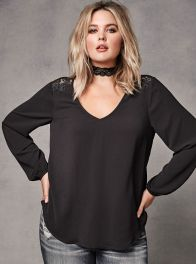 Stylish plus size outfits for winter 2017 135