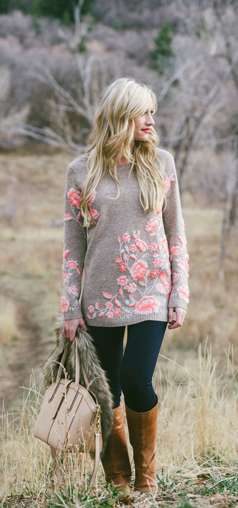 Stylish plus size outfits for winter 2017 138