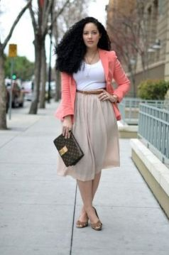 Stylish plus size outfits for winter 2017 20
