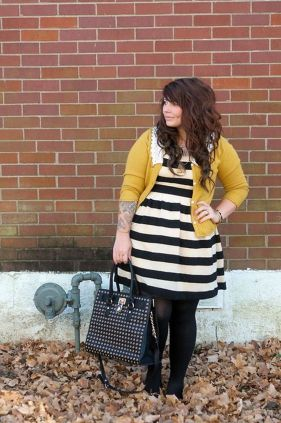 Stylish plus size outfits for winter 2017 41