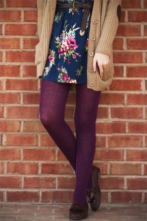 Tips how to wear cardigans and leggings in this fall 60