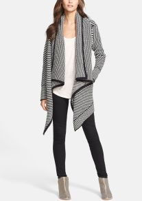 Tips how to wear cardigans and leggings in this fall 76