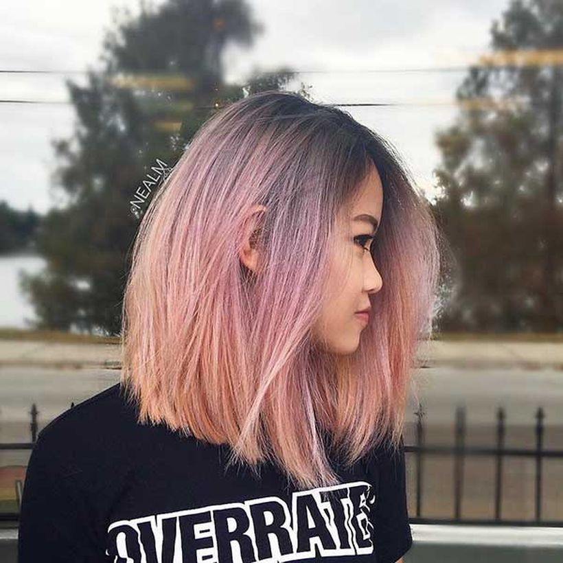 Trendy ombre hair coloring that must you try 27