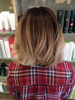 Trendy ombre hair coloring that must you try 43