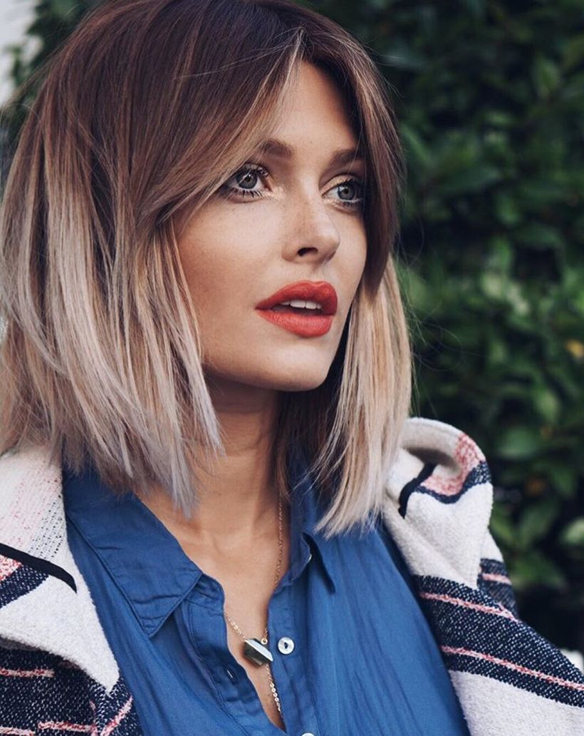 Trendy ombre hair coloring that must you try 44