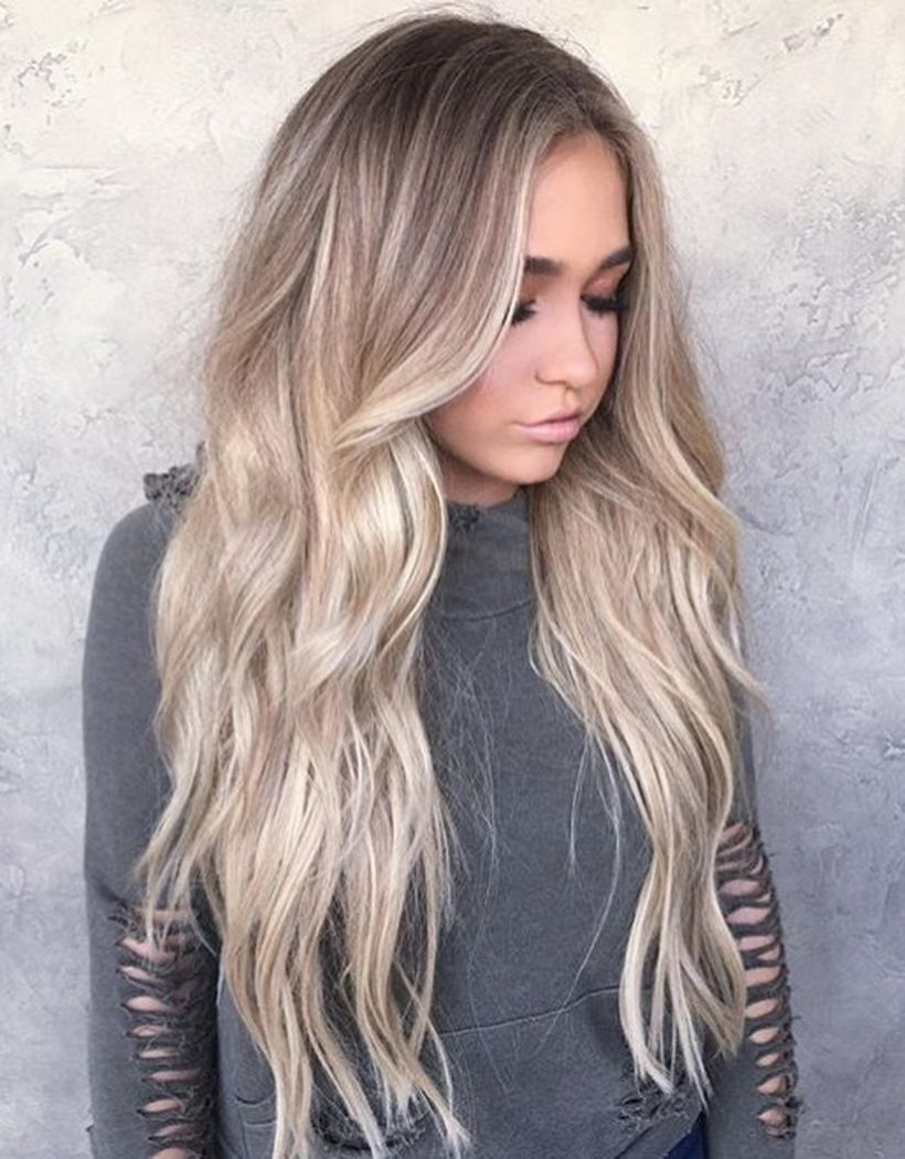 Trendy ombre hair coloring that must you try 7
