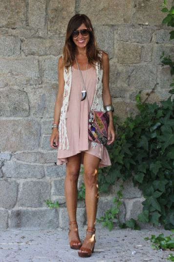 Vintage chic fashion outfits ideas 100