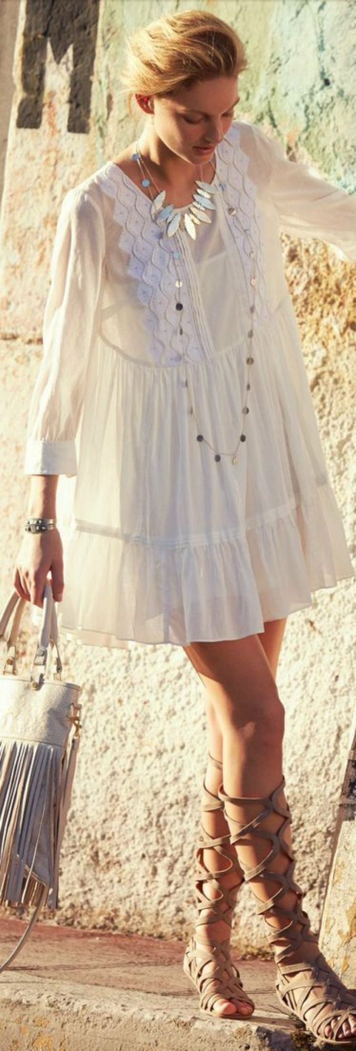Vintage chic fashion outfits ideas 2