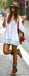 Vintage chic fashion outfits ideas 21