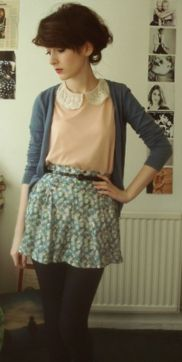 Vintage chic fashion outfits ideas 27