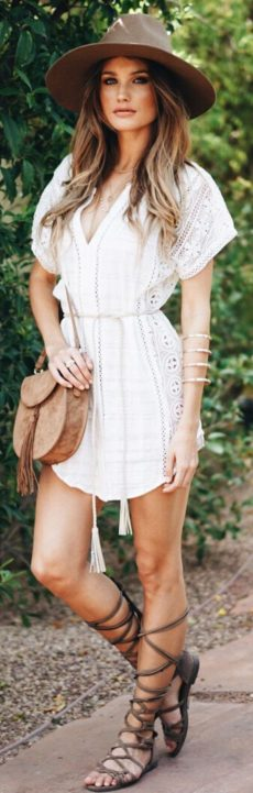 Vintage chic fashion outfits ideas 39