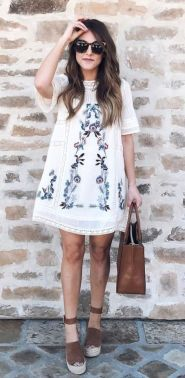 Vintage chic fashion outfits ideas 49