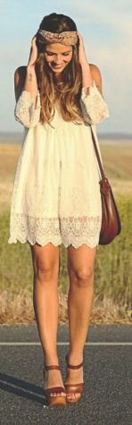 Vintage chic fashion outfits ideas 9