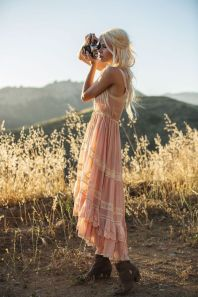 Vintage chic fashion outfits ideas 91