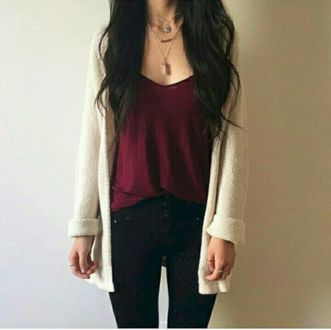 Cardigan outfit 05