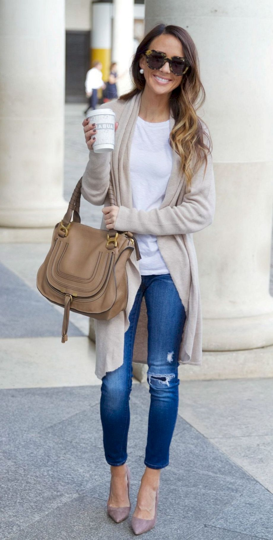 Cardigan outfit 07