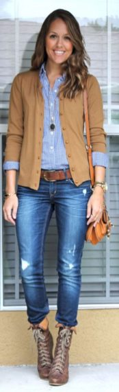 Cardigan outfit 31