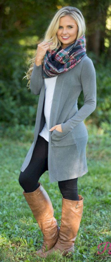 Cardigan outfit 38