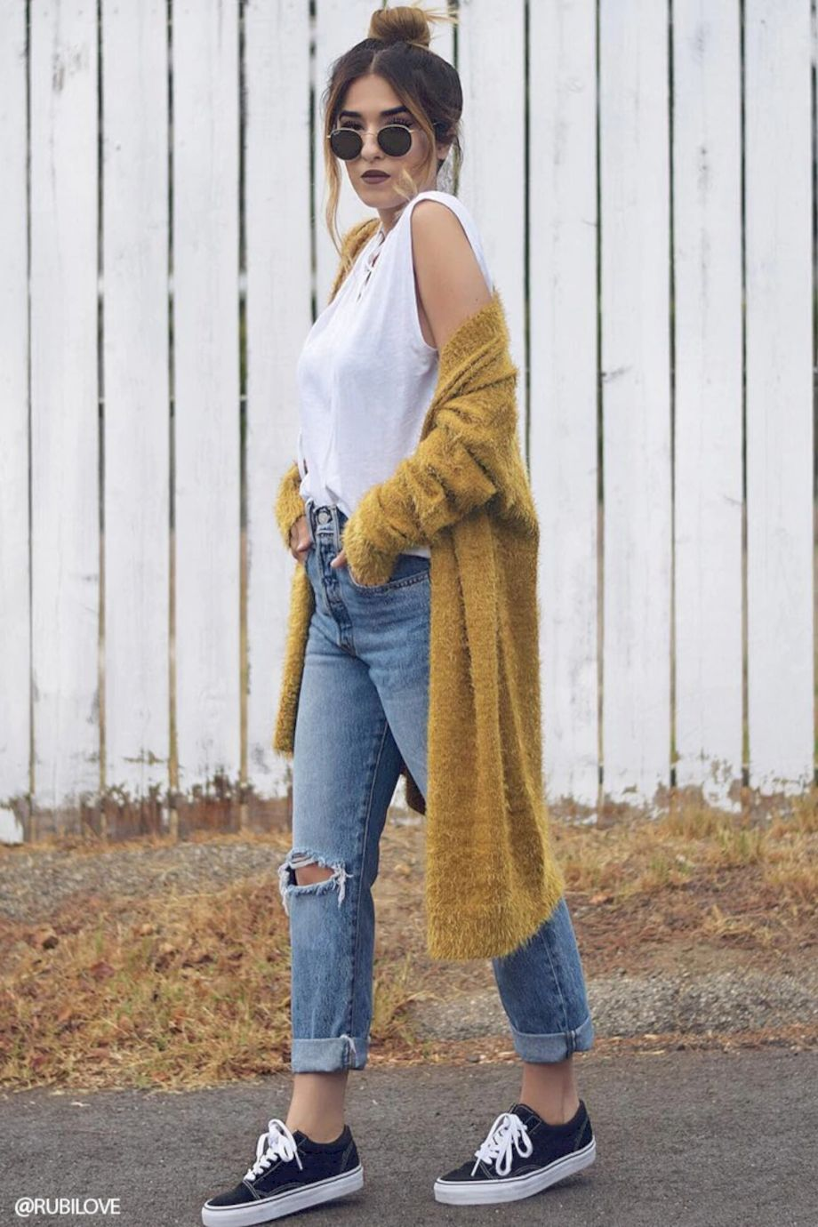 Cardigan outfit 46