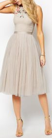 Formal midi dresses outfits 09