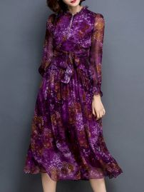 Formal midi dresses outfits 22