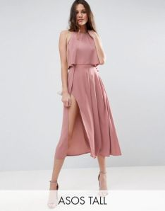 Formal midi dresses outfits 47